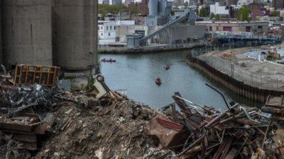 newsweek article on Gowanus Canal