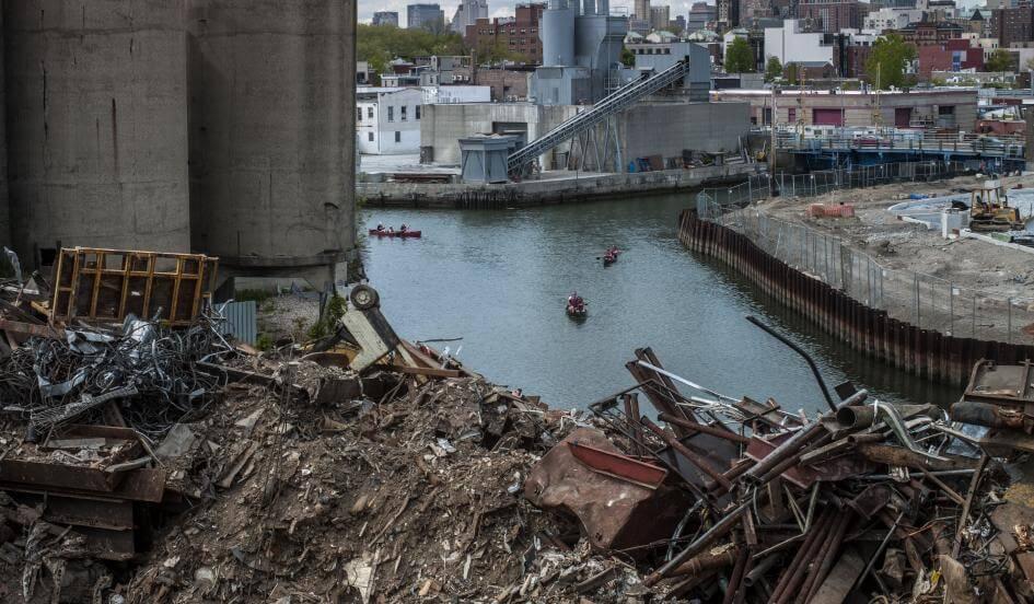 Read full story in Newsweek - Gowanus Canal: Cesspool of Dreams