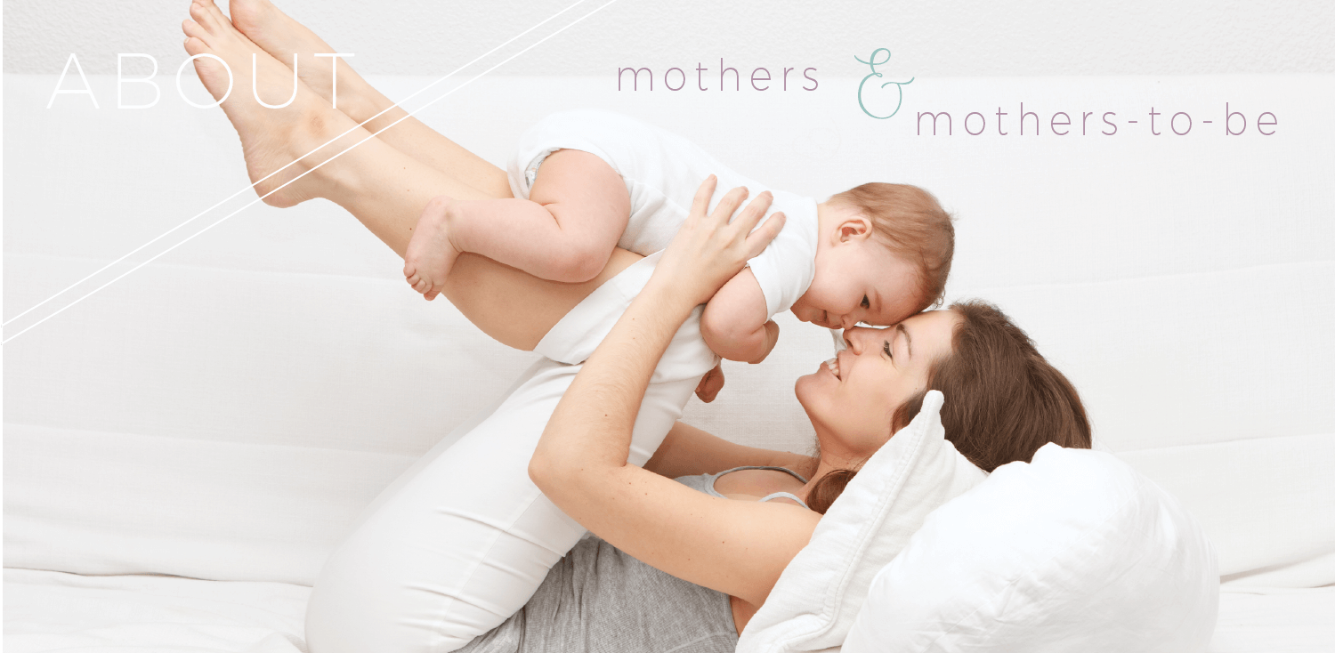 Pure Nurture is devoted to the well-being of new mothers and mothers-to-be.
