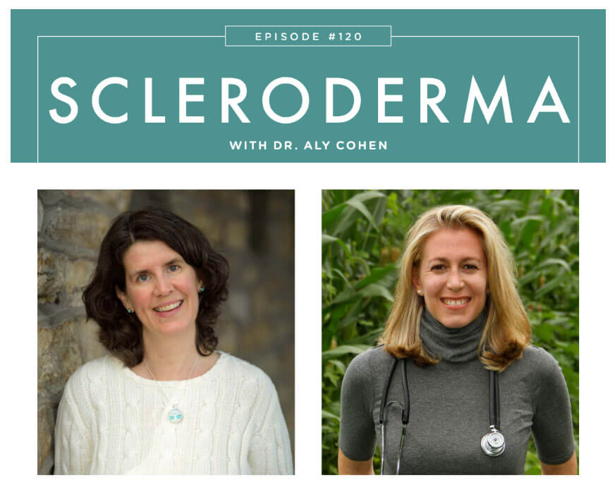 Dr. Aly Cohen Discusses Scleroderma on Phoenix Helix Podcast