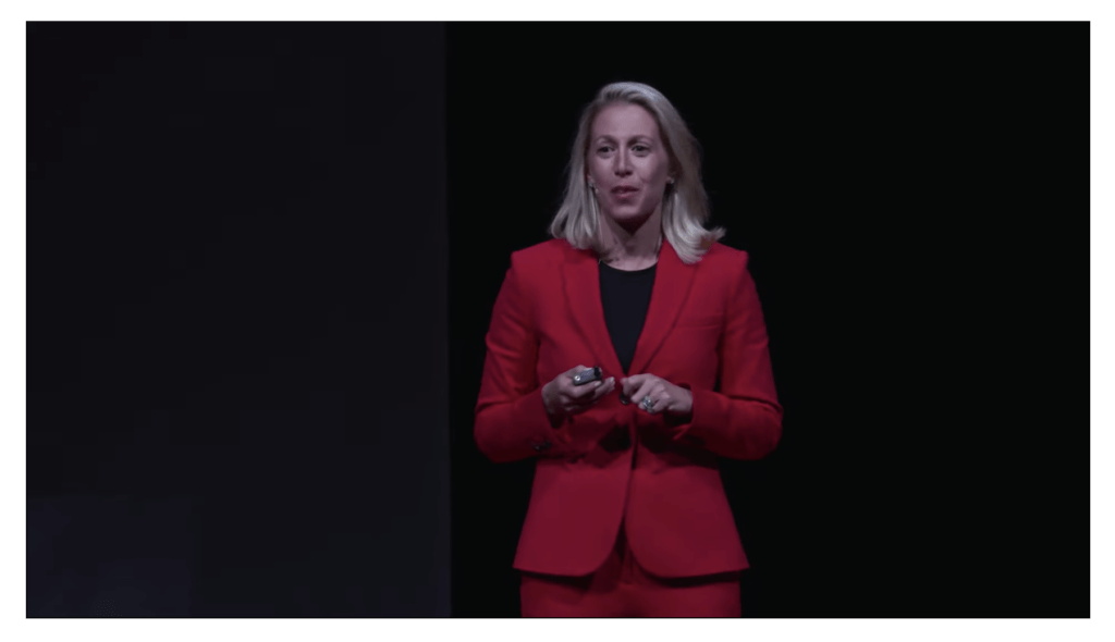 Dr Aly Cohen at TEDxCapeMay 2019
